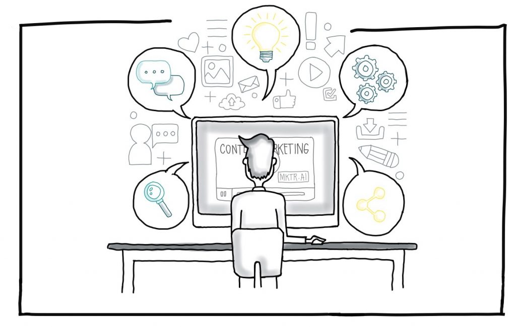 Content Marketing by MKTR.AI - content marketing that doesn't feel like marketing